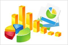 業界標準データとしてご好評頂いております。
